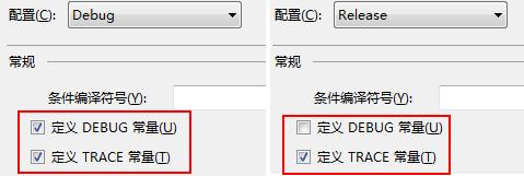 常量定义_Debug_Release对比